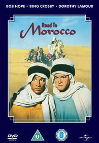Road To Morocco - (Import DVD)