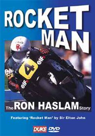 Rocket Ron-Ron Haslam Story - (Import DVD)