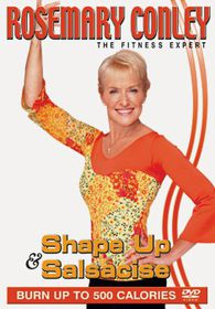 Rosemary Conley-Shape Up Salsa - (Import DVD)