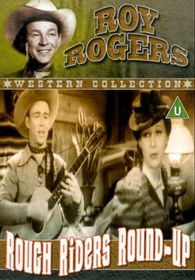 Rough Riders Round-Up - (Import DVD)
