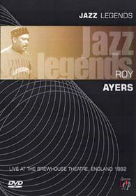 Roy Ayers-Jazz Legends - (Import DVD)