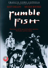 Rumble Fish - (Australian Import DVD)
