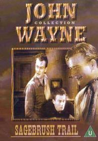 Sagebrush Trail (John Wayne) - (Import DVD)