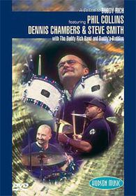 Salute To Buddy Rich - (Import DVD)