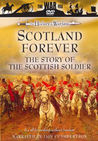 Warfare: Scotland Forever - Story Of The Scottish Soldier (DVD)
