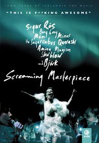 Screaming Masterpiece - (Import DVD)