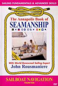 Seamanship 4-Sailboat Navigat. - (Import DVD)