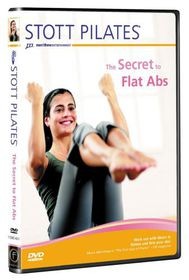 Stott Pilates: The Secret to Flat Abs - (Import DVD)