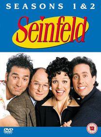 Seinfeld - Season 1 & 2 - (parallel import)