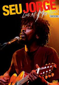 Seu Jorge-Montreux 2005 - (Import DVD)