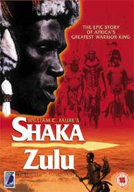 Shaka Zulu (3 Disc Box Set) - (parallel import)