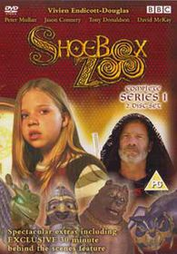 Shoebox Zoo Series 1 (2 Discs) - (Import DVD)