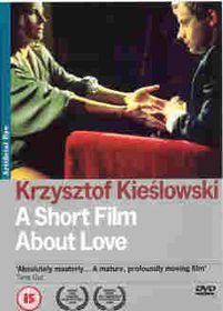 Short Film About Love - (Import DVD)