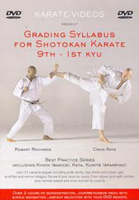 Shotokan Karate-Grading Syllab - (Import DVD)