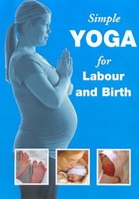 Simple Yoga For Labour/Birth - (Import DVD)