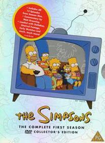 Simpsons - Series 1 - (Import DVD)