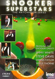 Snooker Superstars Volume 1 - (Import DVD)