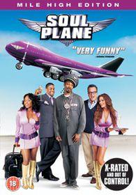 Soul Plane - (Import DVD)