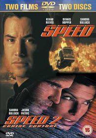 Speed 1 & 2 (2 Discs) - (Import DVD)