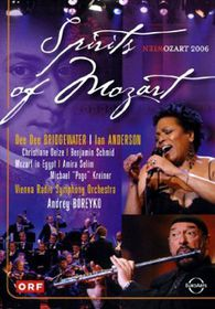 Spirits of Mozart - (Import DVD)