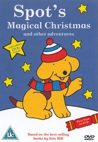 Spot the Dog-Magical Christmas - (Import DVD)