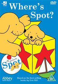 Spot: Where's Spot? (25th Anniversary) - (Import DVD)