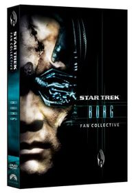 Star Trek : Borg Set (4 Discs) (Import DVD)