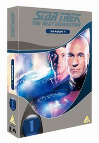 Star Trek: The Next Generation - Series 1 - (Import DVD)
