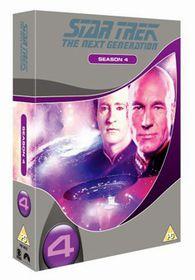 Star Trek: The Next Generation - Series 4 - (Import DVD)