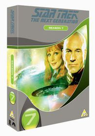 Star Trek: The Next Generation - Series 7 - (Import DVD)