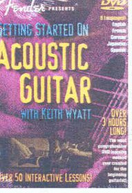 Starting Acoustic Guitar - (Import DVD)