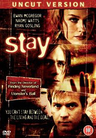 Stay (Uncut Version) - (Import DVD)