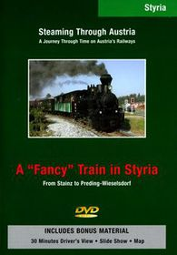 Steaming Through Austria 2 (Fancy Train In Styria) - (Import DVD)