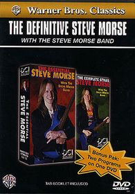 Steve Morse-The Definitive - (Import DVD)
