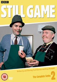 Still Game - Series 2 (DVD)