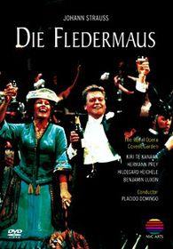 Strauss-Die Fledermaus (Kiri Te Kanawa) - (Import DVD)