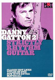 Strictly Rhythm Guitar - (Import DVD)
