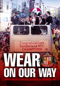 Sunderland F.C-Wear On Our Way - (Import DVD)
