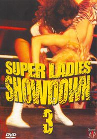 Super Ladies Showdown 3 - (Import DVD)