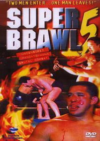Superbrawl 5 - (Import DVD)