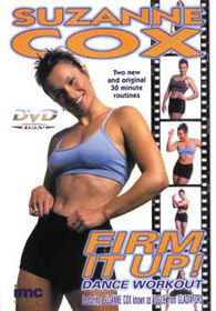 Suzanne Cox-Firm It Up - (Import DVD)