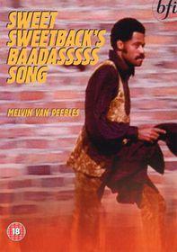 Sweet Sweetback's Baaddassss S - (Import DVD)
