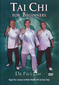 Tai Chi For Beginners (P.Lam) - (Import DVD)