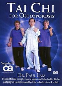Tai Chi For Osteoporosis - (Import DVD)