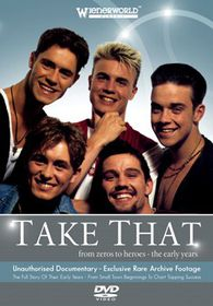 Take That:from Heroes to Zeroes Early - (Region 1 Import DVD)