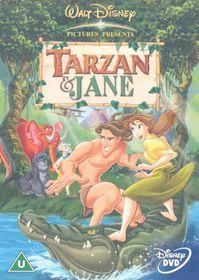 Tarzan & Jane - (Import DVD)