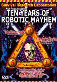 Ten Years of Robotic Mayhem - (Import DVD)