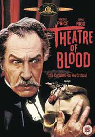 Theatre of Blood - (Import DVD)