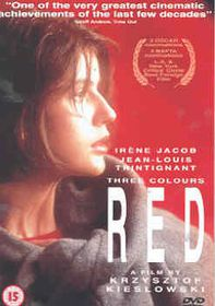 Three Colours Red - (Import DVD)