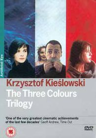 Three Colours Trilogy (4 Discs) - (Import DVD)